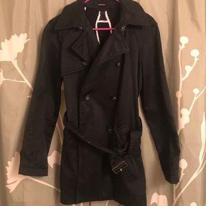 Express black spring jacket